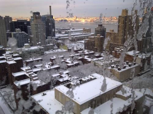 Dawn on the Hudson