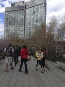 Standard Hotel looms ahead