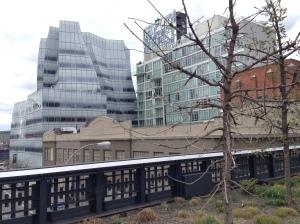 Frank Gehry's IAC Building
