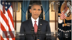 Pres. Obama addresses nation with his plan to fight ISIS