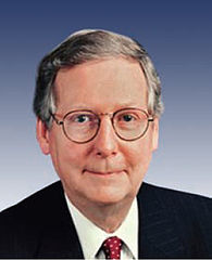 Mitch McConnell, next Senate Republican Majority Leader