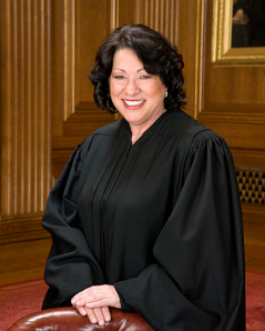 Sonia Sotomayor, Associate Justice of the Supreme Court