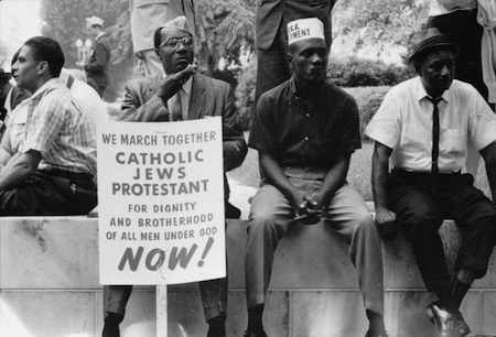 Civil Rights March from Selma to Montgomery, Ala., 1965